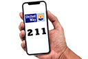 United Way's 211 call system assists Hamilton County seniors with COVID-19 vaccination scheduling