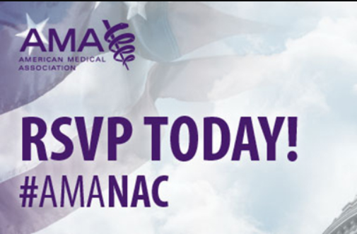 AMA National Advocacy Conference (virtual meeting)